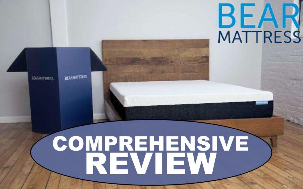 Everything about Bear Mattress Reviews