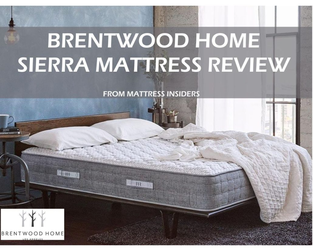 Brentwood Home Mattress Review L Brentwood Home Discount Code