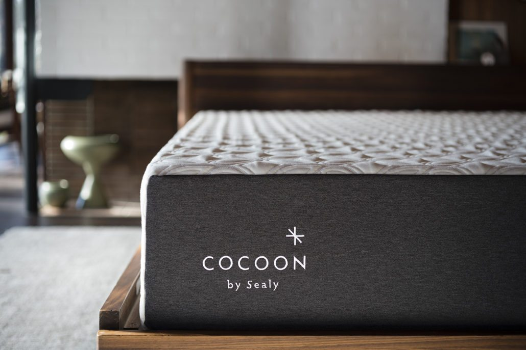 Cocoon Mattress Review Cocoon Bed Sealy Cocoon Review