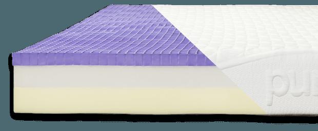 purple mattress. Purple Unboxing Mattress I