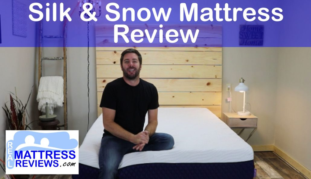 silk & snow mattress