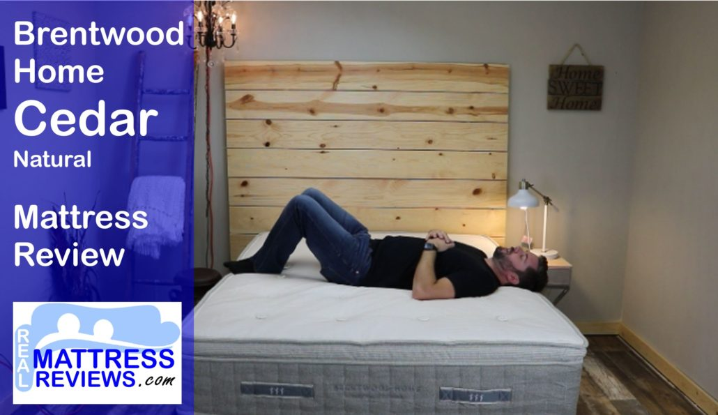 cedar mattress review