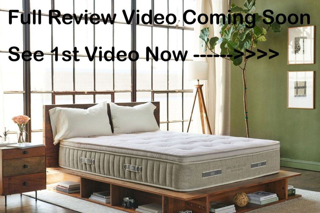 brentwood home mattress video review - Brentwood Mattress