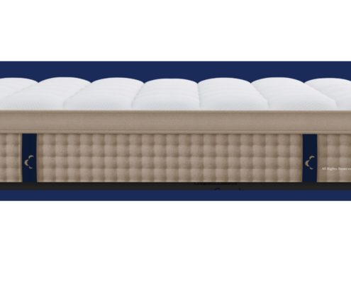dreamcloud mattress side