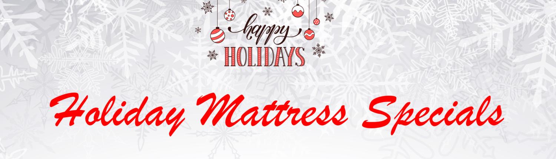 holiday mattress sales