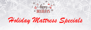 holiday mattress sales