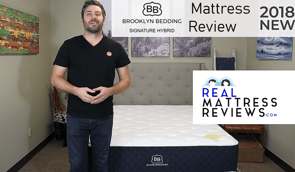 Brooklyn Bedding Signature Hybrid Review L Brooklyn Mattress Coupon