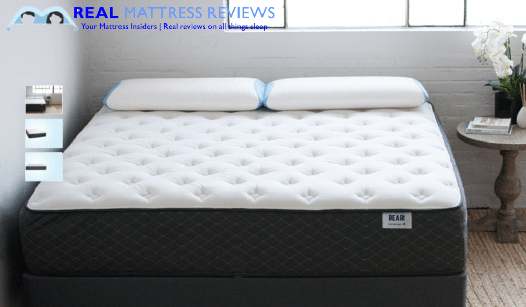 Some Known Facts About Bear Mattress Reviews.