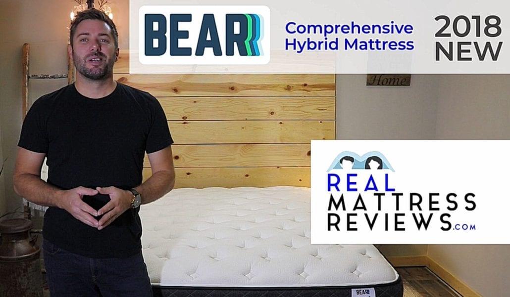 Bear Mattress Video Review