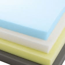 memory foam layers