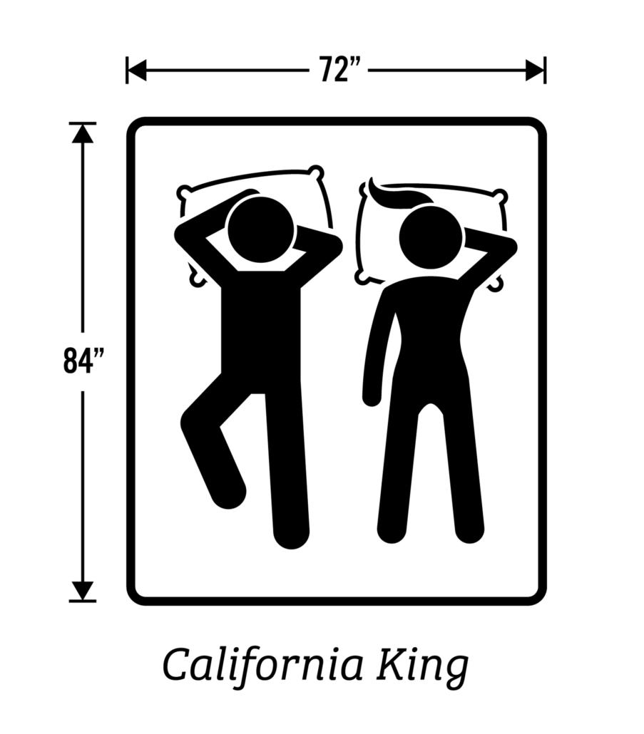 King vs California King Mattress Size Guide