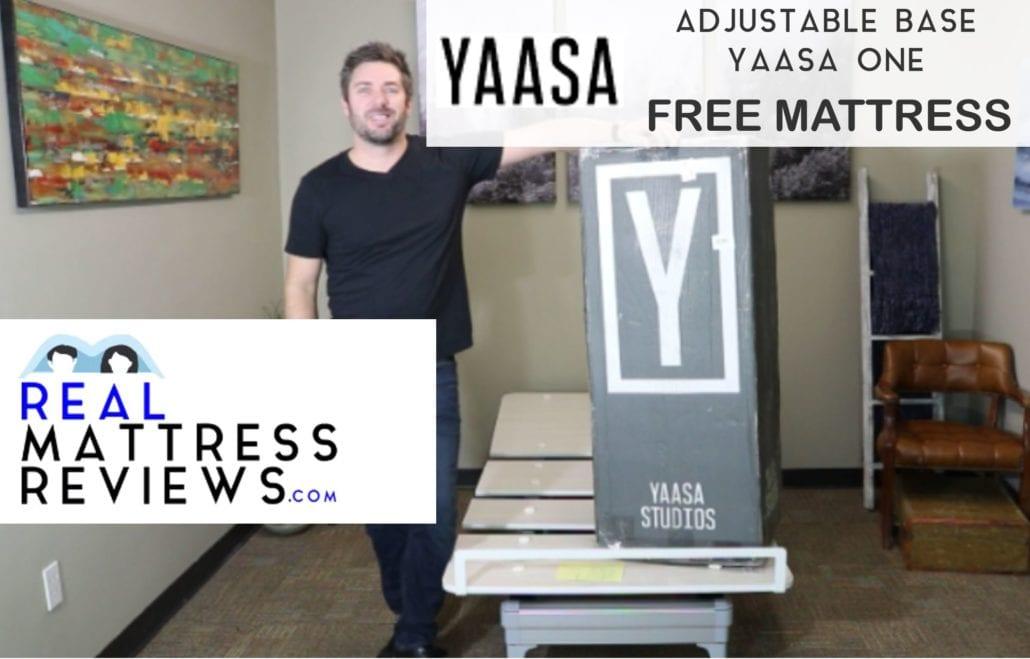 Yassa One Mattress And Yaasa Adjuable Base Review L Yassa Bed Reviews