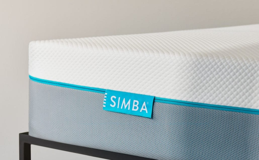 simba sleep mattress review l simba bed review. Black Bedroom Furniture Sets. Home Design Ideas
