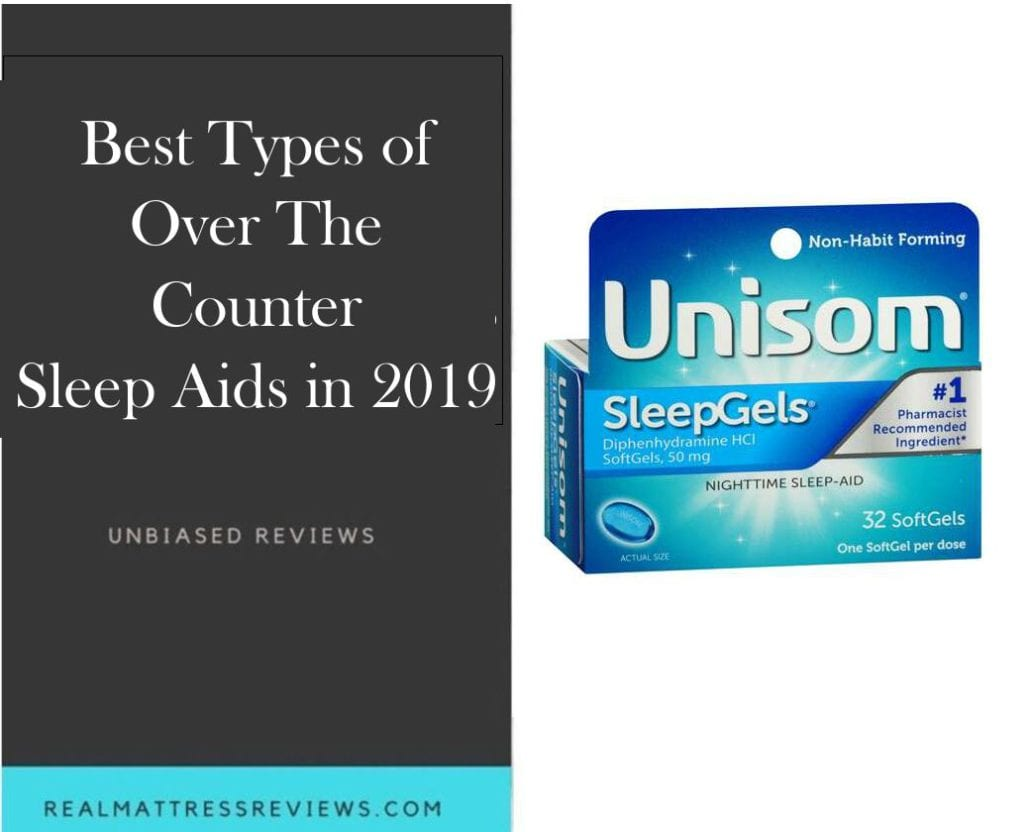 Best Over The Counter Sleep Aids In 2019 Complete Guide