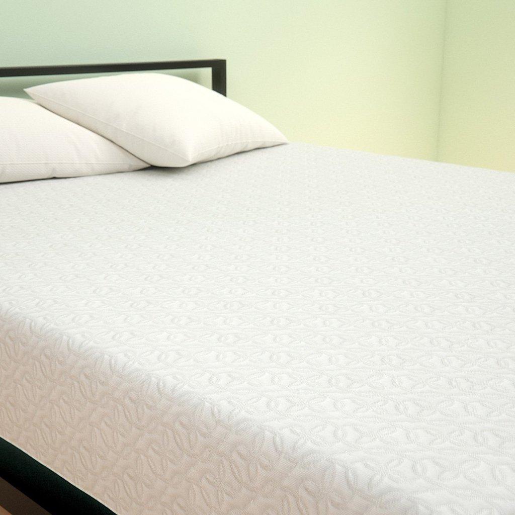 Zinus Cooling Gel Memory Foam Mattress Review Good Deal