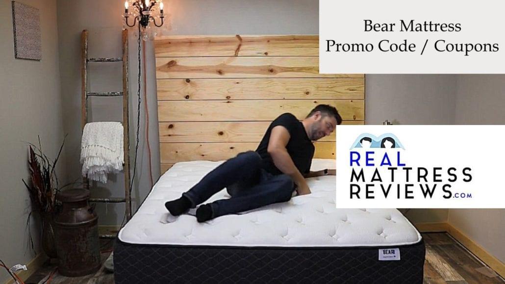 Bear Mattress Promo Code Coupon – Best Bear Coupon 2019