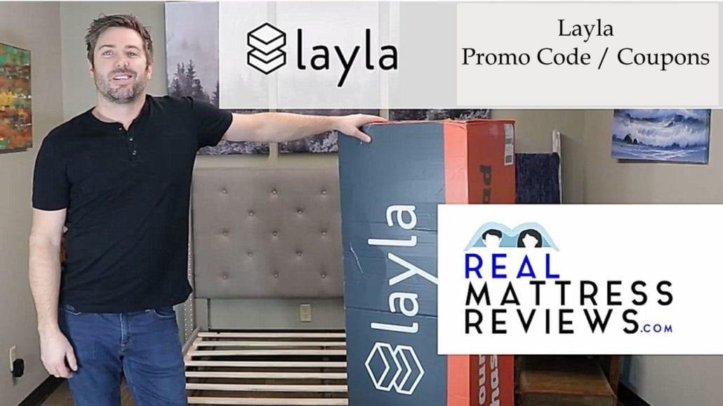 Layla Mattress Promo Code Coupon – Best Layla Coupon 2019