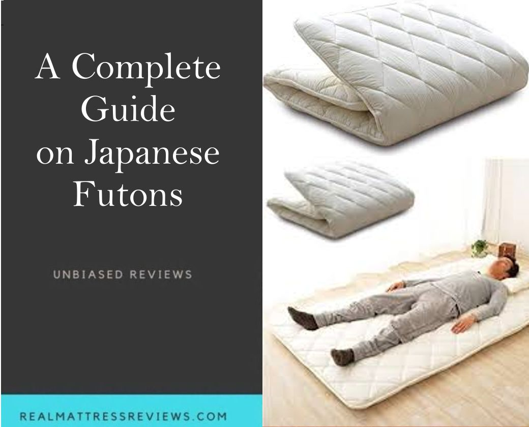 A Complete Guide On Japanese Futon Real Mattress Reviews