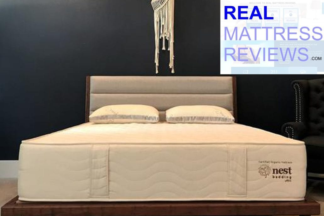 Nest Bedding Hybrid Organic Latex Mattress Review Real
