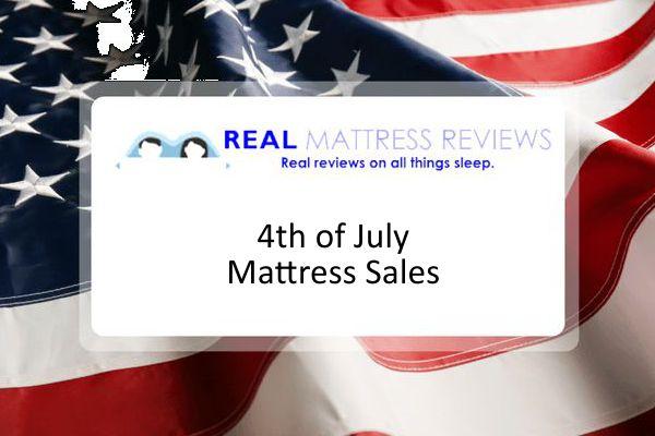 4th of July Mattress Specials